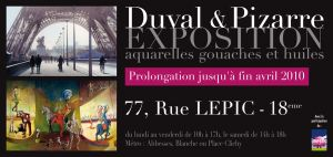 Prolongation de l'exposition